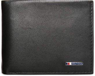 Tommy Hilfiger Lloyd Passcase Men's Leather Wallet