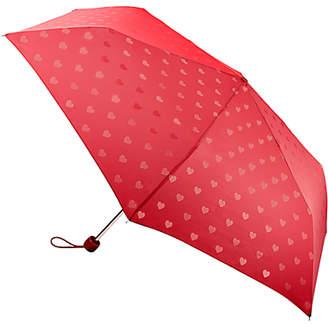 Fulton Superslim 2 Love Shine Umbrella, Pink