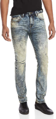 Cult of Individuality Rockabilly Slim Stretch Jeans