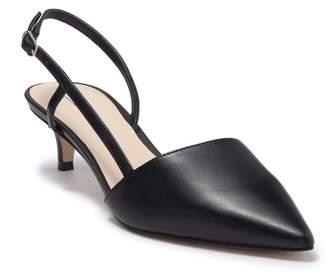 Tahari Florbela Pointed Toe Slingback Sandal