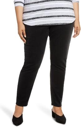 Eileen Fisher Organic Cotton Blend Denim Leggings