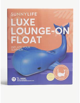 Sunnylife Whale lounge float