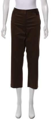 Lafayette 148 Mid-Rise Straight-Leg Pants w/ Tags
