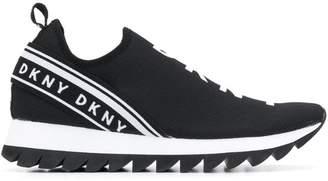 DKNY logo sneakers