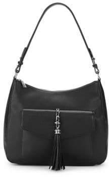 Karl Lagerfeld Tess Pebble Hobo Shoulder Bag