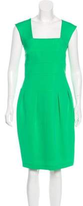 Lida Baday Sleeveless Sheath Dress