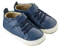 Old Soles Baby's Cheer Bambini Leather Sneakers