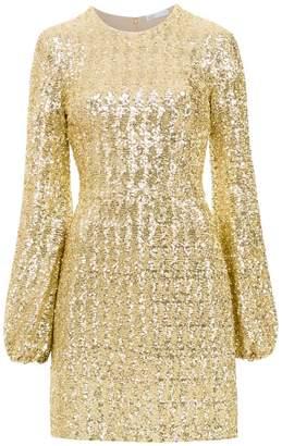 Nk short sequin dress