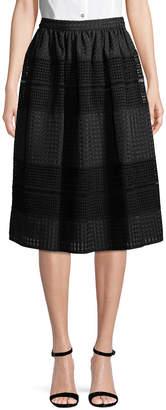 Temperley London Sierra Eyelet Skirt