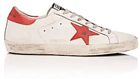 Golden Goose Men's Superstar Leather Sneakers - White