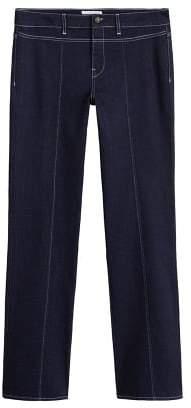 Violeta BY MANGO Rawy bootcut jeans