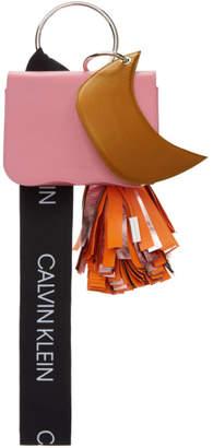 Calvin Klein Pink Charm Bag