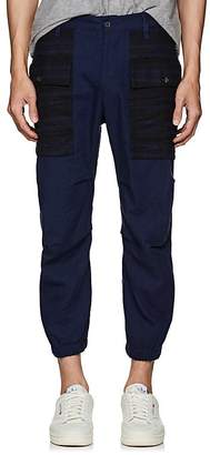 DSQUARED2 Men's Cotton Twill Cargo Jogger Pants