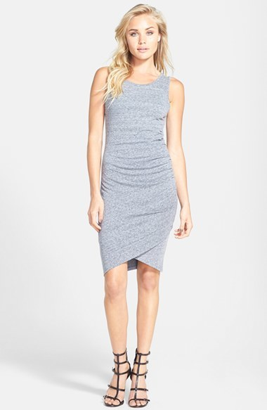 Women's Leith Ruched Body-Con Tank Dress