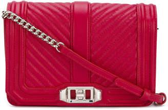 Rebecca Minkoff Love Small Leather Crossbody Bag