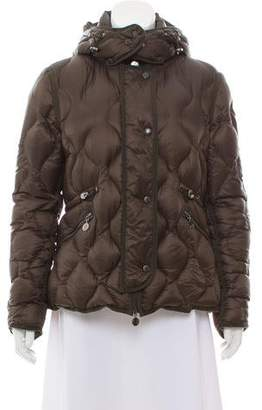 Moncler Marmotte Puffer Jacket