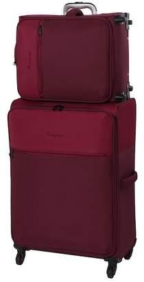 IT Luggage Linq-It Lightweight 2-Piece Luggage Set