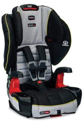 BritaxBRITAX Frontier® ClickTightTM XE Series Harness-2-Booster Seat with Mat and Shades in Trek