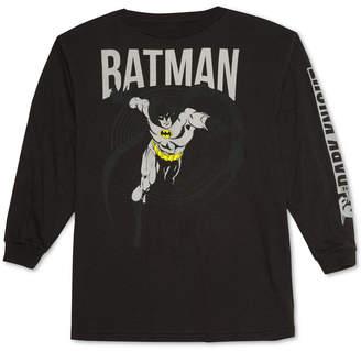 Dc Comics Big Boys Batman Cotton T-Shirt