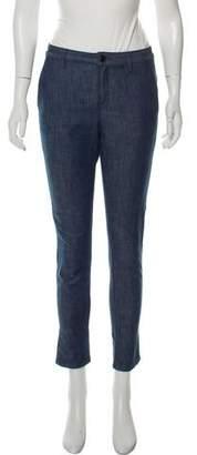 Thakoon Mid-Rise Skinny Jeans