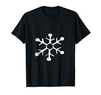 IDEA Beautiful Snowflake Tshirt Gift for Men