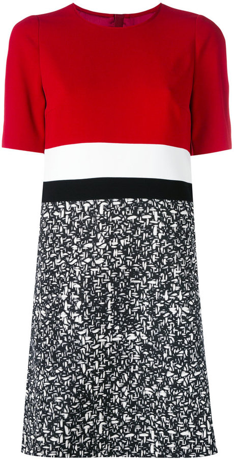 Paule KaPaule Ka striped T-shirt dress