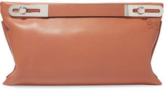 Loewe Missy Medium Leather Shoulder Bag - Tan