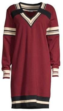 Wilt Varsity Sweater Dress