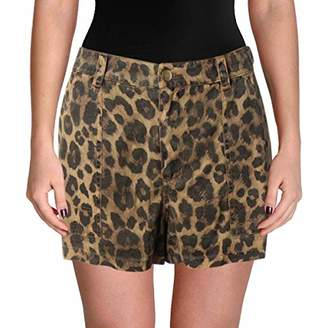 Pam & Gela Women's Leopard Short