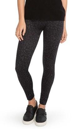 SPANX ® Print Seamless Leggings $68 thestylecure.com