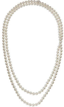 "Majorica Pearl Strand Necklace, 60""L"
