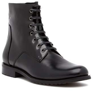 English Laundry Athol Leather Combat Boot