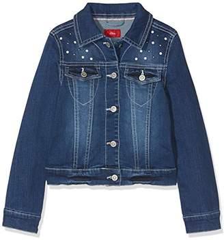 S'Oliver Girl's 53.807.51.3985 Jacket