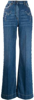 Etro wide-leg flared jeans