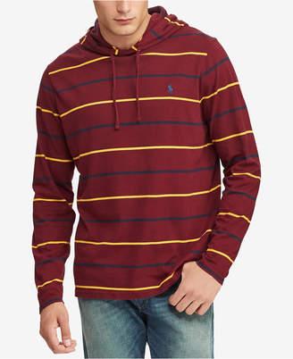 Polo Ralph Lauren Men Striped Hooded T-Shirt