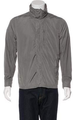 James Perse Lightweight Zip -Up Jacket