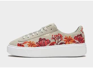 5f516b9100e Puma Grey Platform Shoes For Women on Sale - ShopStyle UK