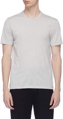 James Perse Cotton-cashmere T-shirt