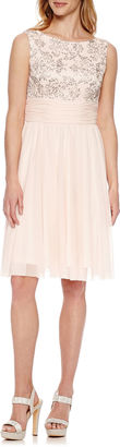 JESSICA HOWARD Jessica Howard Fit & Flare Dress $90 thestylecure.com