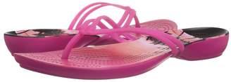 Crocs Isabella Graphic Flip Women's Sandals