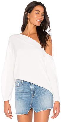 AQ/AQ Velma Top in White $120 thestylecure.com