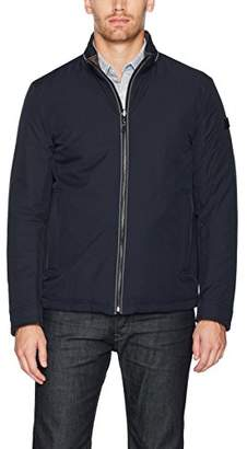 Tumi Men's Reversible Smart Quilted Jacket