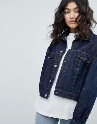 Weekday Rinse Denim Jacket