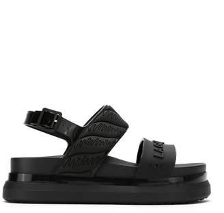 À La Garçonne Cosmic II x Melissa sandals