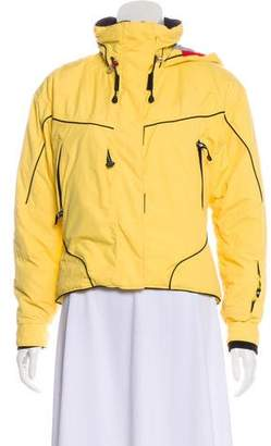 Obermeyer Hood Zip-Up Jacket