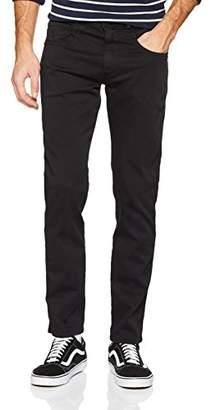 Replay Men's Anbass Slim Jeans, (Black 98), W33/L36 (Size: 33)