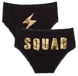Girl's Squad Underwear Set