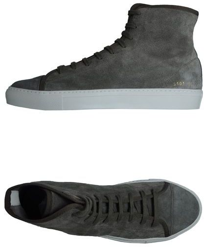 Common Projects High-top sneaker