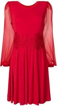 MICHAEL Michael Kors floral embellished dress
