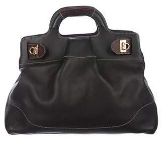 Salvatore Ferragamo Soft W Bag